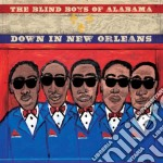 DOWN IN NEW ORLEANS cd musicale di BLIND BOYS OF ALABAMA