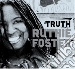 THE TRUTH ACCORDING TO cd musicale di FOSTER RUTHIE
