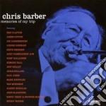 Memories of my trip cd musicale di Chris Barber