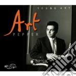 Young art cd musicale di Art Pepper