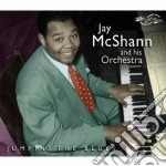 Jumpin' the blues cd musicale di Jay mcshann & his or
