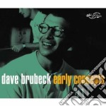 Early concepts cd musicale di Dave Brubeck