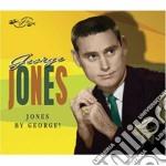 Jones by george! cd musicale di George Jones