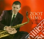 Swing king! cd musicale di Sims Zoot