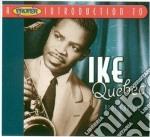 Blue harlem cd musicale di Ike Quebec
