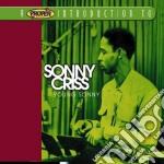Sonny Criss - Young Sonny cd musicale di Sonny Criss
