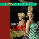 Tenderly cd musicale di Rosemary Clooney
