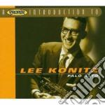 Palo alto cd musicale di Lee Konitz