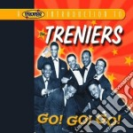 Go!go!go! cd musicale di Treniers The
