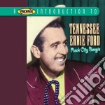 Rock city boogie cd musicale di Tennessee ernie ford