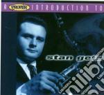 The wizard cd musicale di Stan Getz