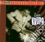 Up an' atom cd musicale di Gene Krupa