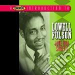 Juke box shuffle cd musicale di Lowell Fulson