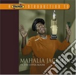 In the upper room cd musicale di Mahalia Jackson
