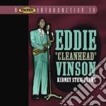 Kidney stew blues cd musicale di Eddie