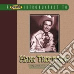 The wild side of life cd musicale di Thompson Hank