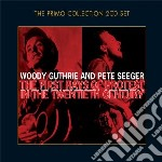 First rays of protest in cd musicale di Woody /seeg Guthrie