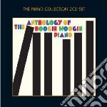 Anthology of boogie woog cd musicale di Artisti Vari