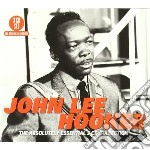 Absolutely essential cd musicale di John lee Hooker