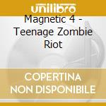 Teenage zombie riot cd musicale