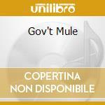 GOV'T MULE cd musicale di GOV'T MULE