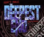 THE DEEPEST END/LIVE CD+DVD cd musicale di GOV'T MULE