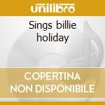 Sings billie holiday cd musicale di Mary Coughlan
