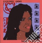 EVERYBODY KNOWS                           cd musicale di ROBINSON SHARON