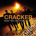 SUNRISE IN THE LAND OF MILK AND HONEY cd musicale di CRACKER