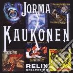 RELIX COLLECTION                          cd musicale di KAUKONEN JORMA