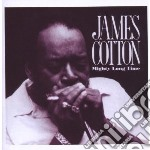Mighty long time cd musicale di James Cotton