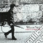 Streets of new york cd musicale di Willie Nile