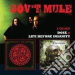 Life before insanity/dose cd musicale di Mule Gov't