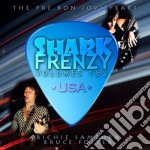 Volumes 1 & 2 cd musicale di Frenzy Shark