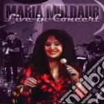Muldaur, Maria - Live In Concert cd musicale di Maria Muldaur