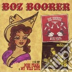 Miss pearl & my wild life cd musicale di Boz Boorer