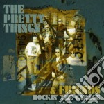 Pretty Things & Friends - Rockin  The Garage cd musicale di Thing Pretty