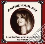 Live in philadelphia 1997 cd musicale di ANNIE HASLAM (CD+DVD