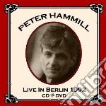 Live in berlin 1992 cd musicale di PETER HAMMILL (2CD+D