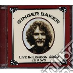 Live at the jazz cafe 2009 cd musicale di Ginger Baker