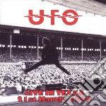 Ufo - Live In Texas 1979 cd musicale di Ufo
