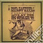 Live at great music hall cd musicale di Paul kantner & marty