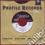 Profile records story cd musicale di Profile records stor