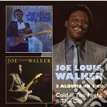 Cold is the night/gift cd musicale di Joe louis walker