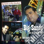 Swingin west & night tide cd musicale di Sandy Big