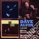 Blue boulevard/museum of cd musicale di Dave alvin (2cd)