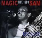 Live 1969-raw blues! cd musicale di Sam Magic