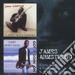 James Armstrong - Sleeping With A Stranger & Got It Goin cd musicale di James Armstrong