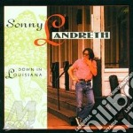 DOWN IN LOUISIANA cd musicale di LANDRETH SONNY