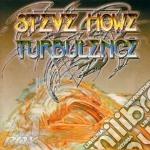 TURBULENCE cd musicale di HOWE STEVE